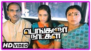 getlinkyoutube.com-Bangalore Naatkal Movie Scenes | Sri Divya and Rana Daggubati meet | Arya and Bobby Simha Intro