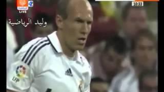 getlinkyoutube.com-ملخص مباراة ريال مدريد 2 : 6 برشلونة موسم 2009 م تعليق عربي