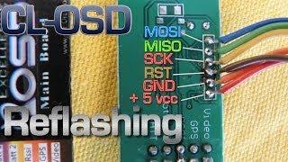 getlinkyoutube.com-Reflashing HK G-OSD II  with cl-osd