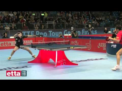 Wang Hao CHN v Xu Xin CHN - ITTF Pro Tour Grand Final