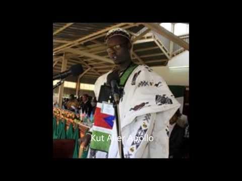 Dr  John Garang's 1992 Speech in Pageri
