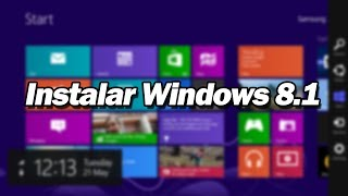 Formatear una PC e Instalar Windows 8 Pro desde Cero 2014 - HD