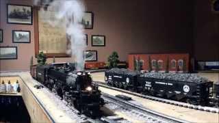 getlinkyoutube.com-Lionel Vision Line Big Boy #4018