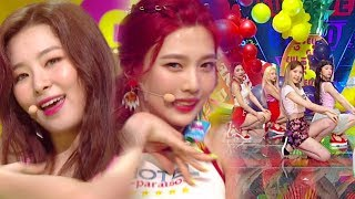 《Comeback Special》 Red Velvet (레드벨벳)   Red Flavor (빨간 맛) @인기가요 Inkigayo 20170709