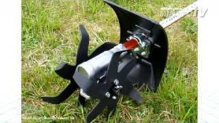 getlinkyoutube.com-1台で草刈 除草 剪定 耕うんが可能な多機能型!分割式草刈り機UPH270