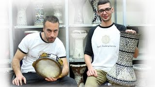 getlinkyoutube.com-New Generation Darbuka - Arab Instruments Website