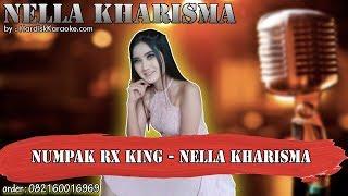 NUMPAK RX KING - NELLA KHARISMA karaoke dangdut | KARAOKE NELLA KHARISMA
