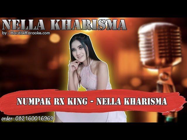NUMPAK RX KING - NELLA KHARISMA karaoke dangdut   KARAOKE NELLA KHARISMA
