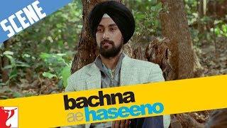 getlinkyoutube.com-Raj! Mahi ka DDLJ wala hero - Scene - Bachna Ae Haseeno