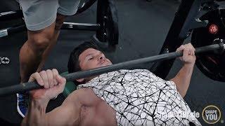 getlinkyoutube.com-UPPER BODY Workout - Day 3 - Tom Coleman, Justin St Paul, Felix Valentino - LONDON ROUTINE