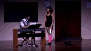 "getlinkyoutube.com-FAME Carmen and Schlomo Write,""Bring On Tomorrow"""