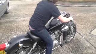 getlinkyoutube.com-Yamaha virago 125