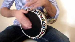 getlinkyoutube.com-Darbuka lessons 1 - Solo Darbuka - Darbuka Belly Dance