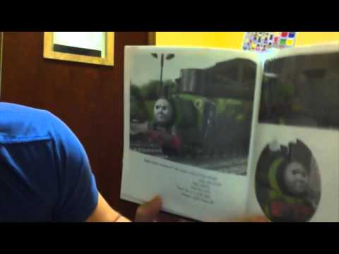 Daddy Reading Time: Thomas The Tank Engine Stories - Part 1 (27 Mar 2014)