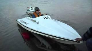 getlinkyoutube.com-new raceboat test run.wmv