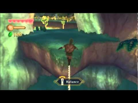 TLoZ Skyward Sword Part 7: Kikwi Fetch Quest.. (Yawn)
