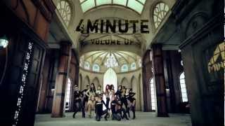 getlinkyoutube.com-4MINUTE  - 'Volume Up' (Official Music Video)