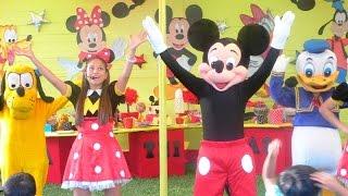 getlinkyoutube.com-Show casa de Mickey Mouse - Recreolandia