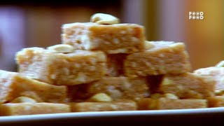getlinkyoutube.com-Bread Burfi - Tea Time