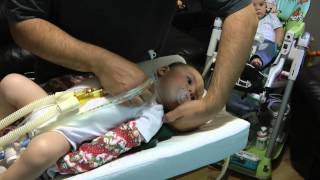 getlinkyoutube.com-In-home infant TRACH-CHANGE