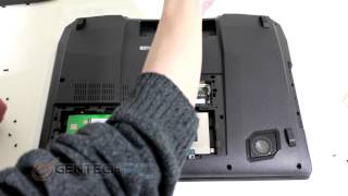 getlinkyoutube.com-Asus G750 series disassembly: replace wireless card / RAM