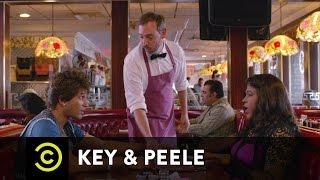 getlinkyoutube.com-Key & Peele - Andre and Meegan's First Date  - Uncensored