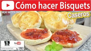getlinkyoutube.com-BISQUETS CASEROS   Vicky Receta Facil