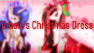 getlinkyoutube.com-Emala's Christmas Dress - Speedpaint MLP