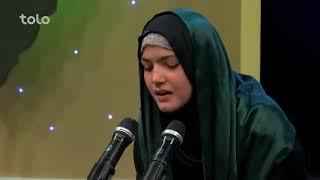 تلاوت قرانکریم به اواز مقبول دختر ماشاالله