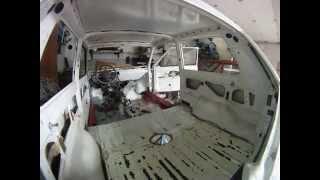 Fiat panda 4x4 restoration 2