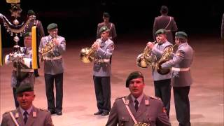 getlinkyoutube.com-2016 VIT HD HEERESMUSIKKORPS KASSEL, GERMAN ARMY BAND