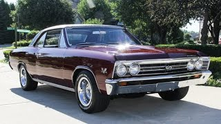 1967 Chevrolet Chevelle SS396 For Sale