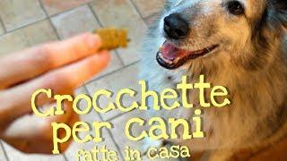 getlinkyoutube.com-CROCCHETTE PER CANI FATTE IN CASA DA BENEDETTA - Homemade Dog Food