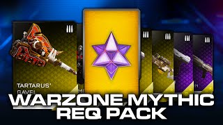 getlinkyoutube.com-Halo 5 - LIMITED MYTHIC WARZONE REQ PACK! 10 MYTHIC REQS!