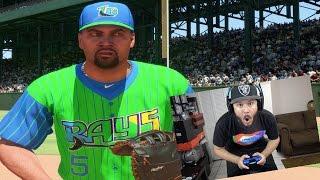 getlinkyoutube.com-DEFEND THE WIN STREAK!! GLITCHY STADIUM | MLB 16 THE SHOW DIAMOND DYNASTY GAMEPLAY