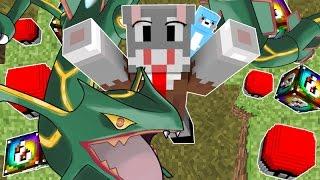 getlinkyoutube.com-이번엔 내가 레쿠쟈!! [ 포켓몬 럭키블럭 레이스 ] 마인크래프트 Minecraft [369랑께]