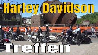 getlinkyoutube.com-Harley Davidson - Harley Treffen zum Harley Meeting