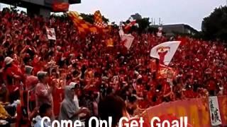 【名古屋グランパス】玉田圭司チャント&コール/【Nagoya Grampus】 A Chant for Keiji Tamada
