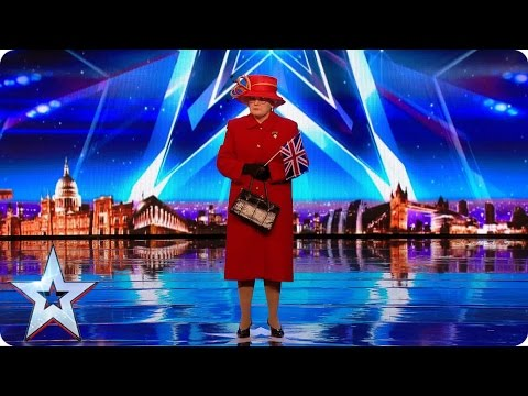 Preview: The Queen auditions for BGT! | Britain's Got Talent 2017