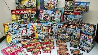 getlinkyoutube.com-Epic LEGO Haul Unboxing