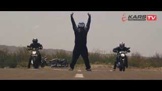 getlinkyoutube.com-Drag Race Yamaha New Vixion VS Honda CB150R Streetfire by KARS TV
