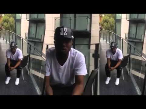 Ice Prince does the Ice Bucket Challenge @Iceprincezamani