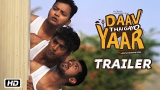 getlinkyoutube.com-Daav Thai Gayo Yaar   Official Trailer   New Gujarati Movie 2016