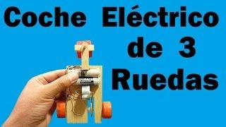 getlinkyoutube.com-Cómo Hacer Vehículo Eléctrico De Tres Ruedas (muy fácil de hacer)