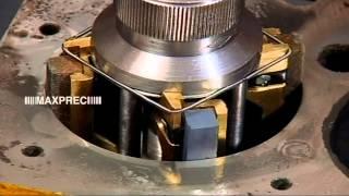 getlinkyoutube.com-Maxpreci Vertical Cylinder Honing Machine - VCH