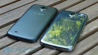 getlinkyoutube.com-Vergleich: Black Edition Samsung Galaxy S4 vs. Black Mist