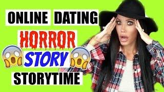 getlinkyoutube.com-ONLINE DATING HORROR STORY | STORYTIME | CHANNON ROSE