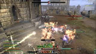 getlinkyoutube.com-ESO Dragon Knight Solo PvP Montage #5 (patch 2.1.8)
