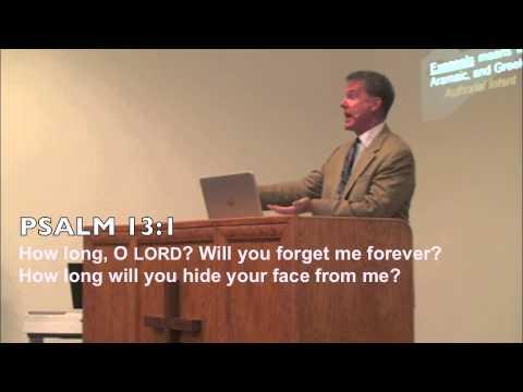 2013 Pastors' Conference #7  -  Stan Newton