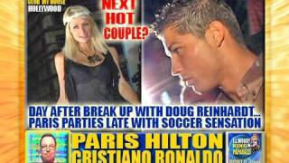 getlinkyoutube.com-Paris Hilton and Cristiano Ronaldo: Next Hot Couple?